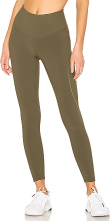 Free People Movement High Rise Formation Legging in Olive