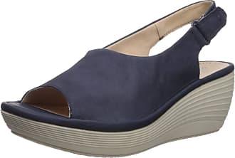 Clarks Womens Reedly Shaina Wedge Sandal