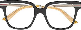 Gucci Óculos quadrado - Preto