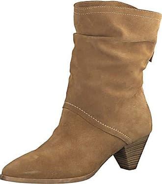 7b592173e02a59 Tamaris 1-25745-31 Schuhe Damen Leder Stiefeletten Stiefel