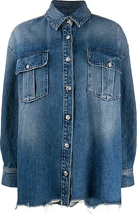 3x1 Lisa denim shirt - Blue