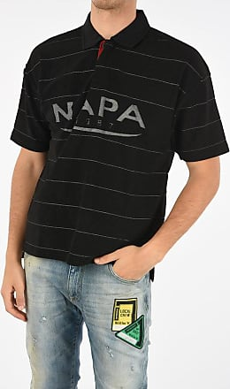 Napapijri Striped E-ORRES Polo size Xl