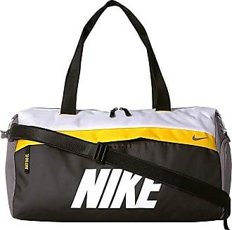 0d488d4006e0 Nike Radiate Training Graphic Club Bag (Gun Smoke Amarillo White) Duffel  Bags