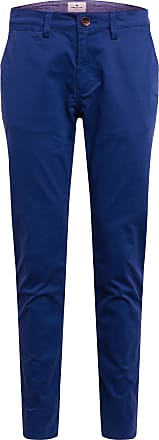 Tom Tailor Hose washed structure chino blau