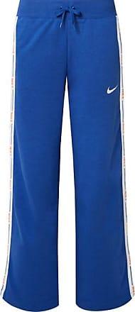 Nike Pantalon De Survêtement En Jersey De Coton Mélangé À Rayures ... 0e7e2964c0e