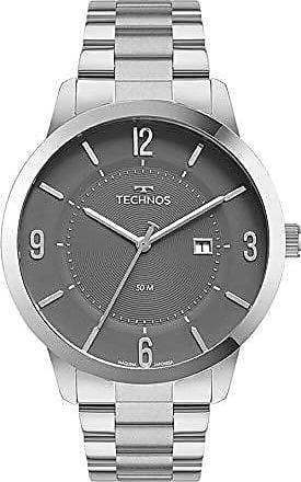Technos Relógio Technos Masculino Classic Steel 2117lcp/1c