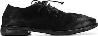 Marsèll Sapato de couro com cadarço Listello - Preto