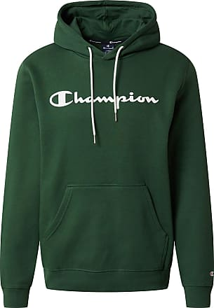 Champion Authentic Athletic Apparel Sweatshirt weiß / grasgrün