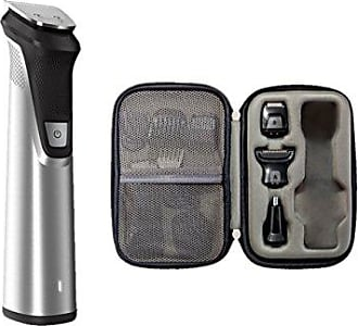 Philips Multi Groomer MG7770/49 - 25 piece, beard, body, face, nose, and ear hair trimmer, shaver, and clipper w/ premium storage