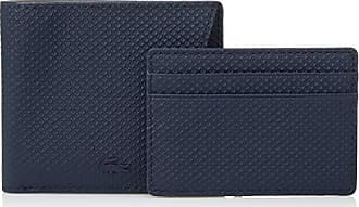 Lacoste Mens Chantaco Leather Wallet with Card Holder