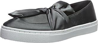 Qupid Womens REBA-178C Sneaker, Dark Grey, 7 M US