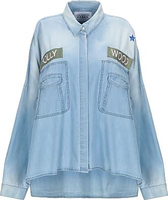 The Editor JEANS - Camicie jeans su YOOX.COM