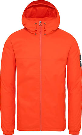 The North Face Mountain Q Insulated Retro Tech Men Jacket orange