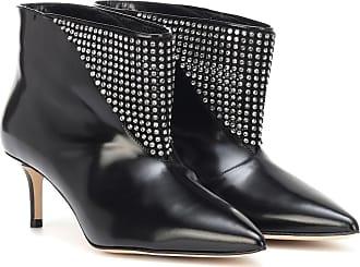 Christopher Kane Embellished leather ankle boots