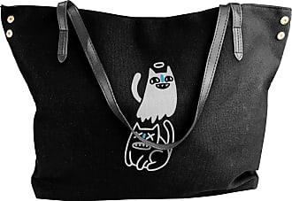 Juju Im Free Womens Classic Shoulder Portable Big Tote Handbag Work Canvas Bags