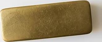 Nkuku Rechteckige gravierte Messingbox - Rectangular | brass