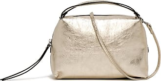 Gianni Chiarini medium size alifa hand bag color gold
