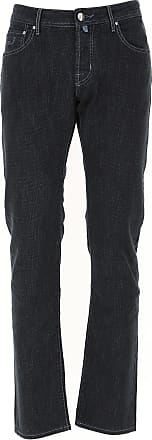 Jacob Cohen Jeans, Bluejeans, Denim Jeans für Herren Günstig im Outlet Sale, Dunkelblau, Baumwolle, 2019, 46 48 49 50 52 54
