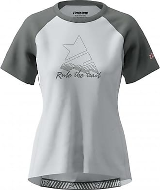 Zimtstern Womens Pureflowz Shirt S/S Maglietta da ciclismo Donna   rosso/fuchsia