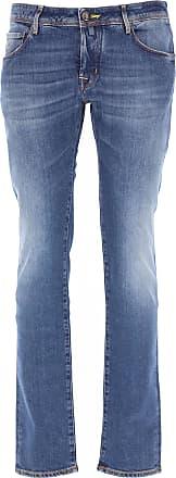 Jacob Cohen Jeans On Sale, Denim Blue, Cotton, 2019, US 31 - EU 47 US 33 - EU 49 US 34 - EU 50 US 35 - EU 51 US 36 - EU 52