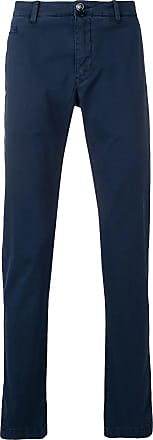 Jacob Cohen Navy blue chino trousers