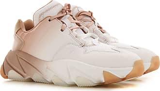 Ash Sneaker für Damen, Tennisschuh, Turnschuh Günstig im Sale, Weiss, Öko Leder, 2019, 36 37 38 39 40 41