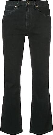 Khaite Calça jeans The Vivian - Preto