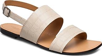 Vagabond Tia Shoes Summer Shoes Flat Sandals Beige VAGABOND