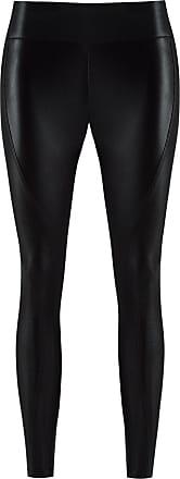 Lygia & Nanny Leggings mit elastischem Bund - Schwarz