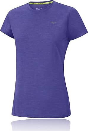 Mizuno Womens Impulse Core T-Shirt - AW17 - X Small Purple