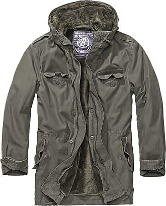 Brandit Men Winter Jackets Bw Parka Olive 3XL