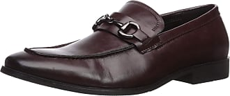 Unlisted by Kenneth Cole Mens Stay Loafer, Bordeaux, 8.5 UK