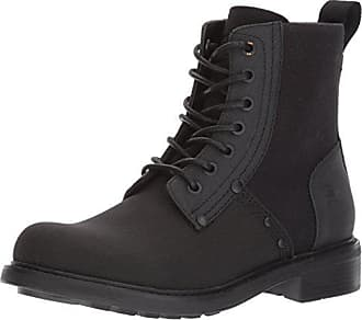 G-Star Mens Labour Fashion Boot, Black, 46 N EU (7 US)