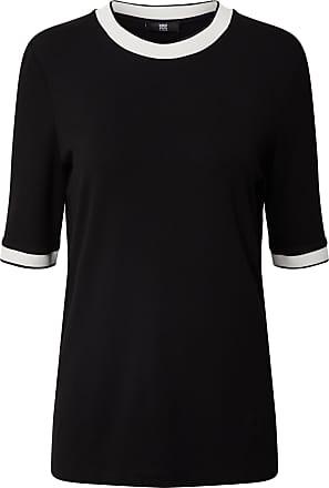 Riani T-shirt noir / blanc cassé