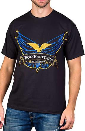 Bandalheira Camiseta Foo Fighters In Your Honor Manga Curta