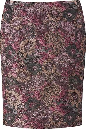 Uta Raasch Skirt in floral jacquard Uta Raasch multicoloured