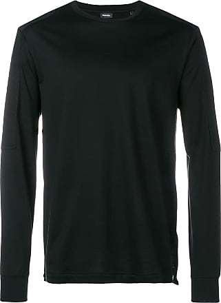 Diesel basic sweatshirt - Black