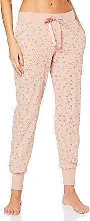 Donna Triumph Mix /& Match Trousers Jersey Pantaloni Pigiama Blu, Taglia Produttore: 46