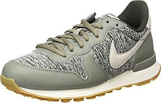 official photos 192f4 c3b38 Nike WMNS Internationalist, Chaussures de Running Compétition Femme,  Multicolore (Dark Stucco/Light