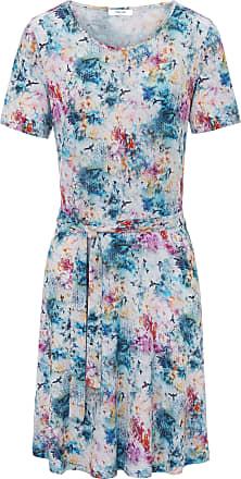 31317673a2ccb Peter Hahn Jersey dress short sleeves mayfair by Peter Hahn multicoloured