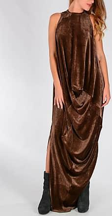 Rick Owens Chenille ISLAND Dress Größe 40