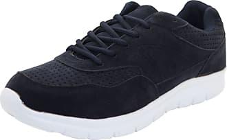 Urban Jacks Men Florida Shoes Navy UK 10