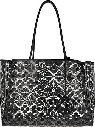 Kate Spade New York Everything See Through Large Tote Bag Black Shopper schwarz