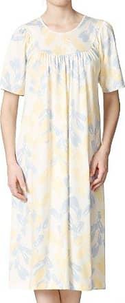 da48f904db CALIDA 34000 Soft Cotton Nightshirt Länge 110cm, 860 marshmallow, XS = 36/38