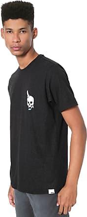 Hawaiian Dreams Camiseta HD Knife Skull Grafite