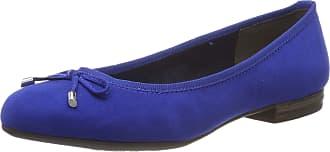 Marco Tozzi Womens 2-2-22135-32 Ballet Flats, Blue (Royal 838), 6 UK