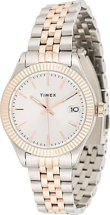 Timex Relógio Waterbury 34mm - Prateado