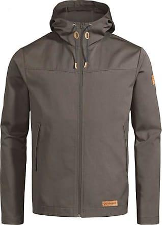 Vaude Redmont 1L Jacket Freizeitjacke für Herren | grau/braun/schwarz