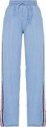 Market 33 Calça Jeans Faixa Lateral Market 33 - Azul
