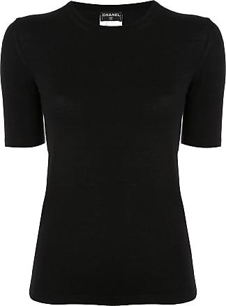 Chanel long sleeve top - Black